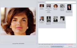 Screenshot of Ancestris media editor.