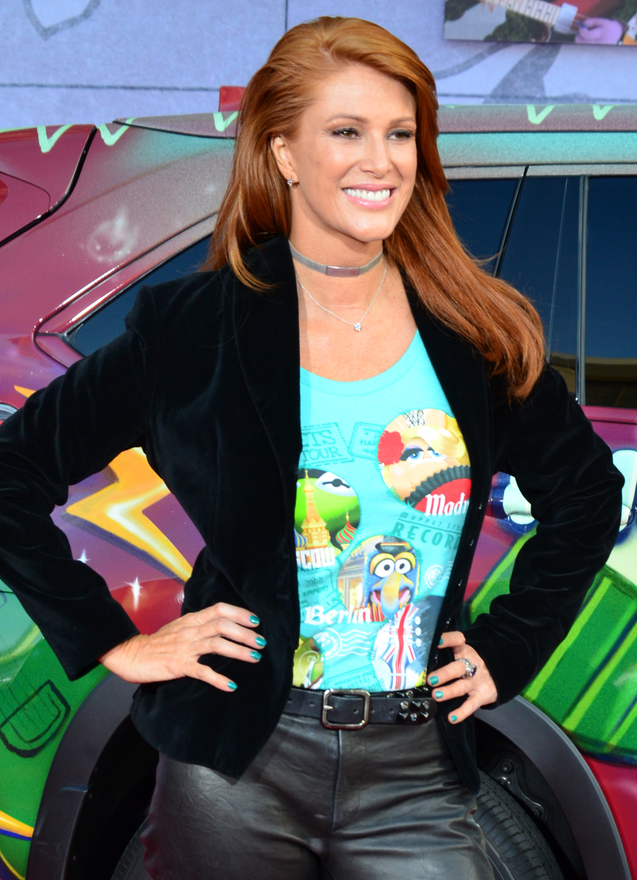 angie everhart - wikipedia