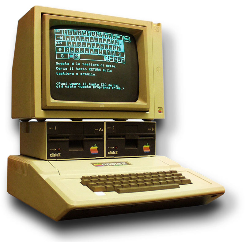 apple ii terminal software
