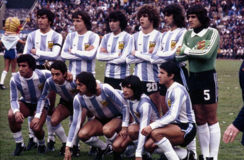 Quipe d 39 argentine de football la coupe du monde 1978 - Finale coupe du monde 1978 ...