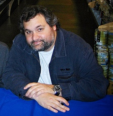 Artie Lange at a FYE in Glendale, California