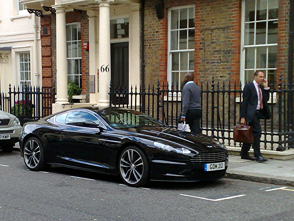 File Aston Martin Dbs In The West End Of London Jpg Wikimedia Commons