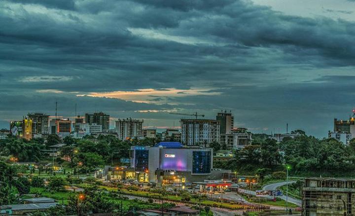زيارة لمدينة دوالا الكاميرون