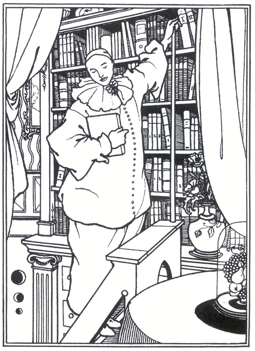 Beardsley Drawing File:aubrey Beardsley
