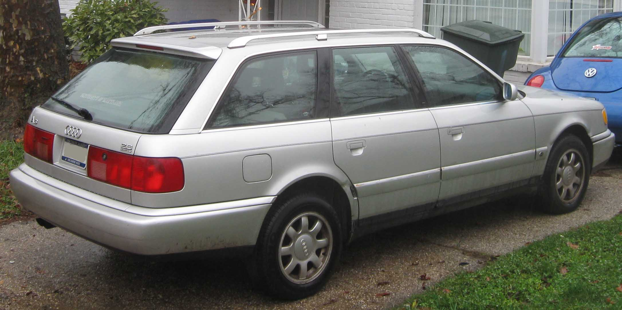 File:Audi A6 2.8 wagon.jpg
