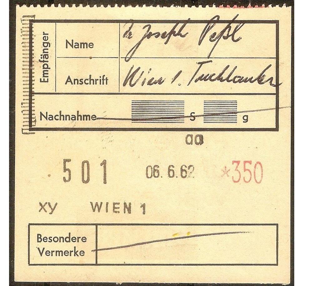 Fileaustria Stamp Type Po A2 Receiptjpeg Wikimedia Commons