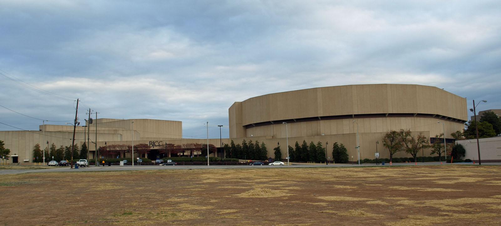 Birmingham Jefferson Convention Complex Wikipedia