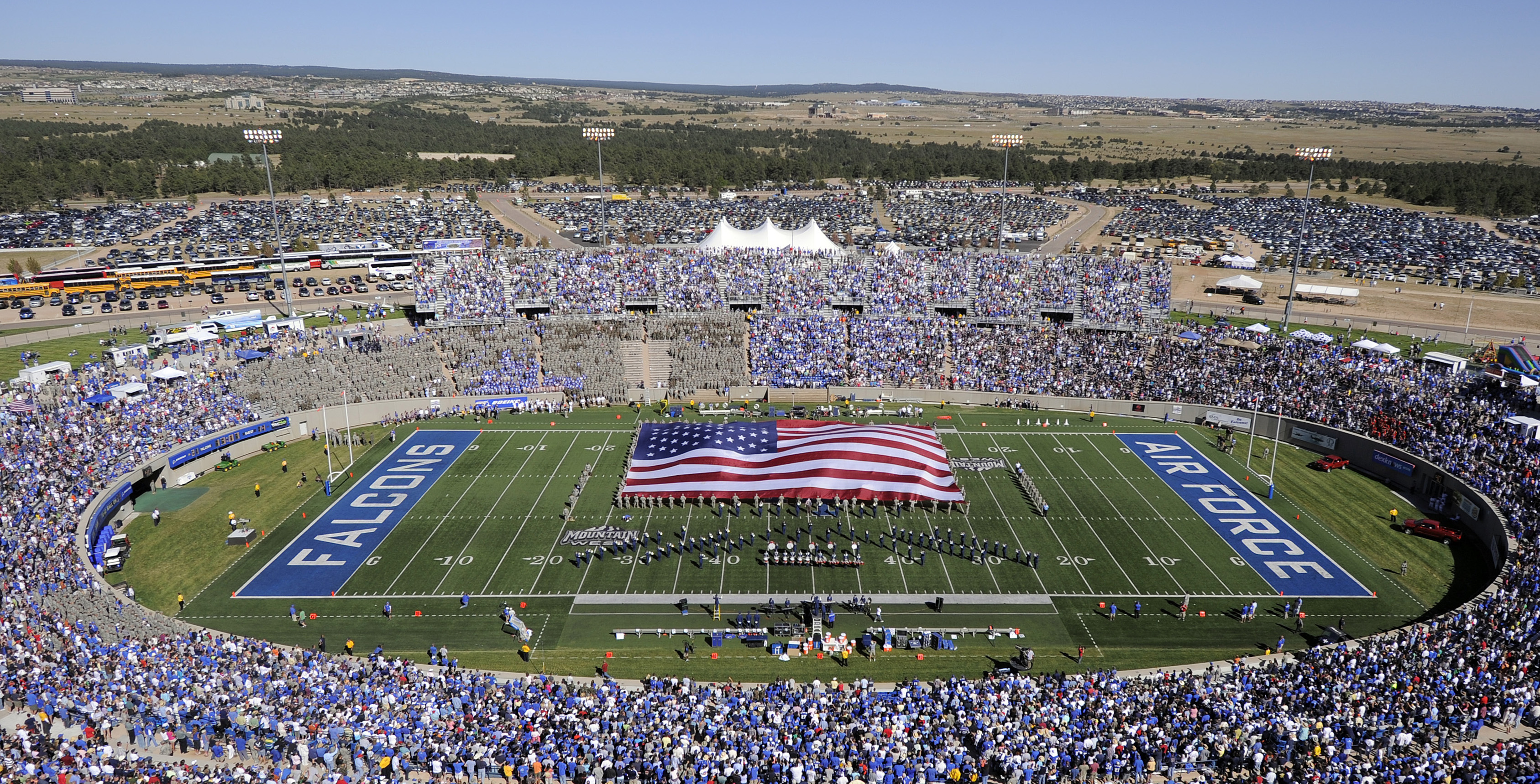 The Most Amazing College Stadium in Every State - Sports ...
