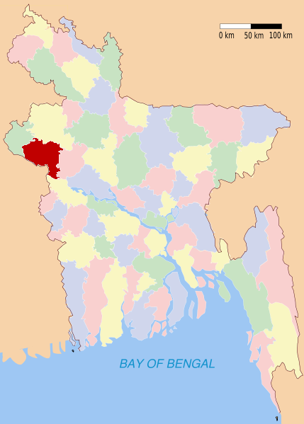 Rajshahi District, Bangladesh
