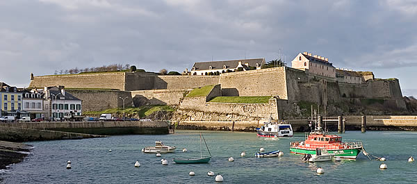 Citadelle de belle le en mer wikip dia - Architecte belle ile en mer ...