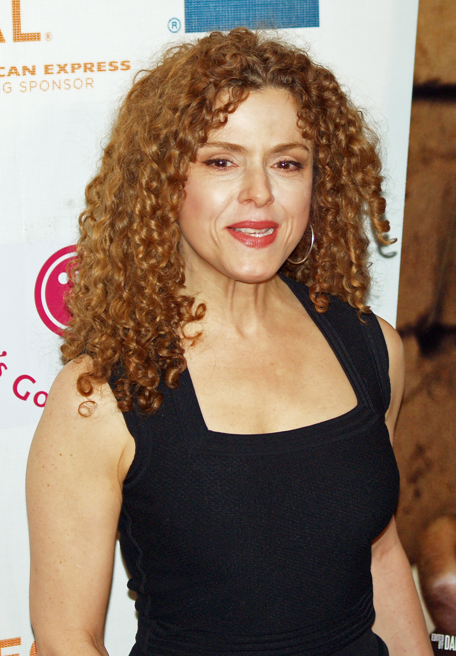 Watch Bernadette Peters video