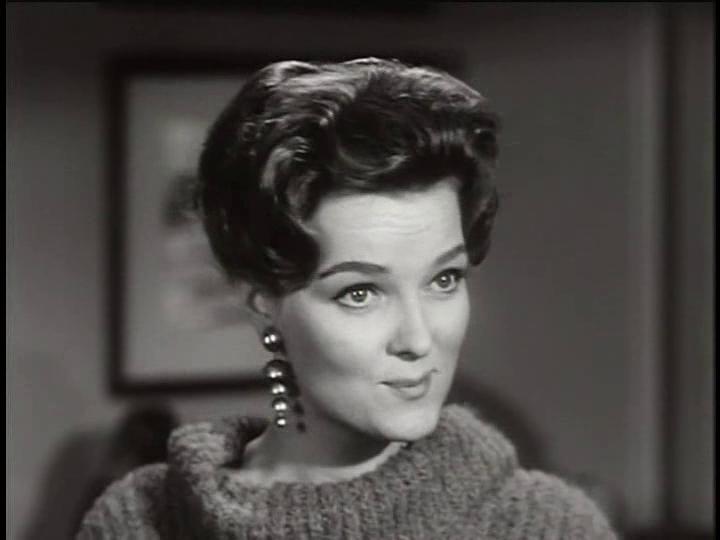 Actress Betsy Jones-Moreland in episode