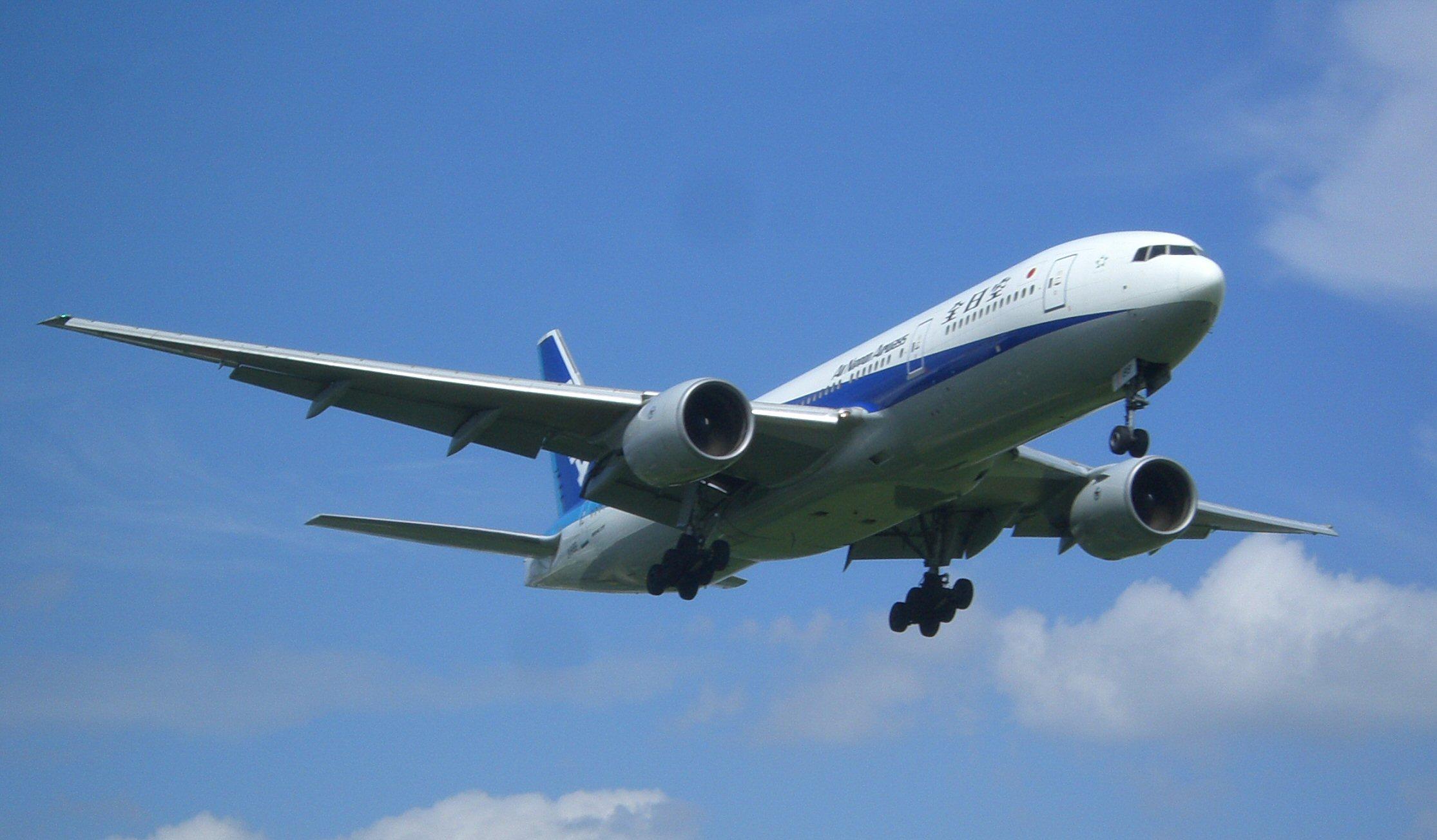 ジェット旅客機の謎?いろいろ・...