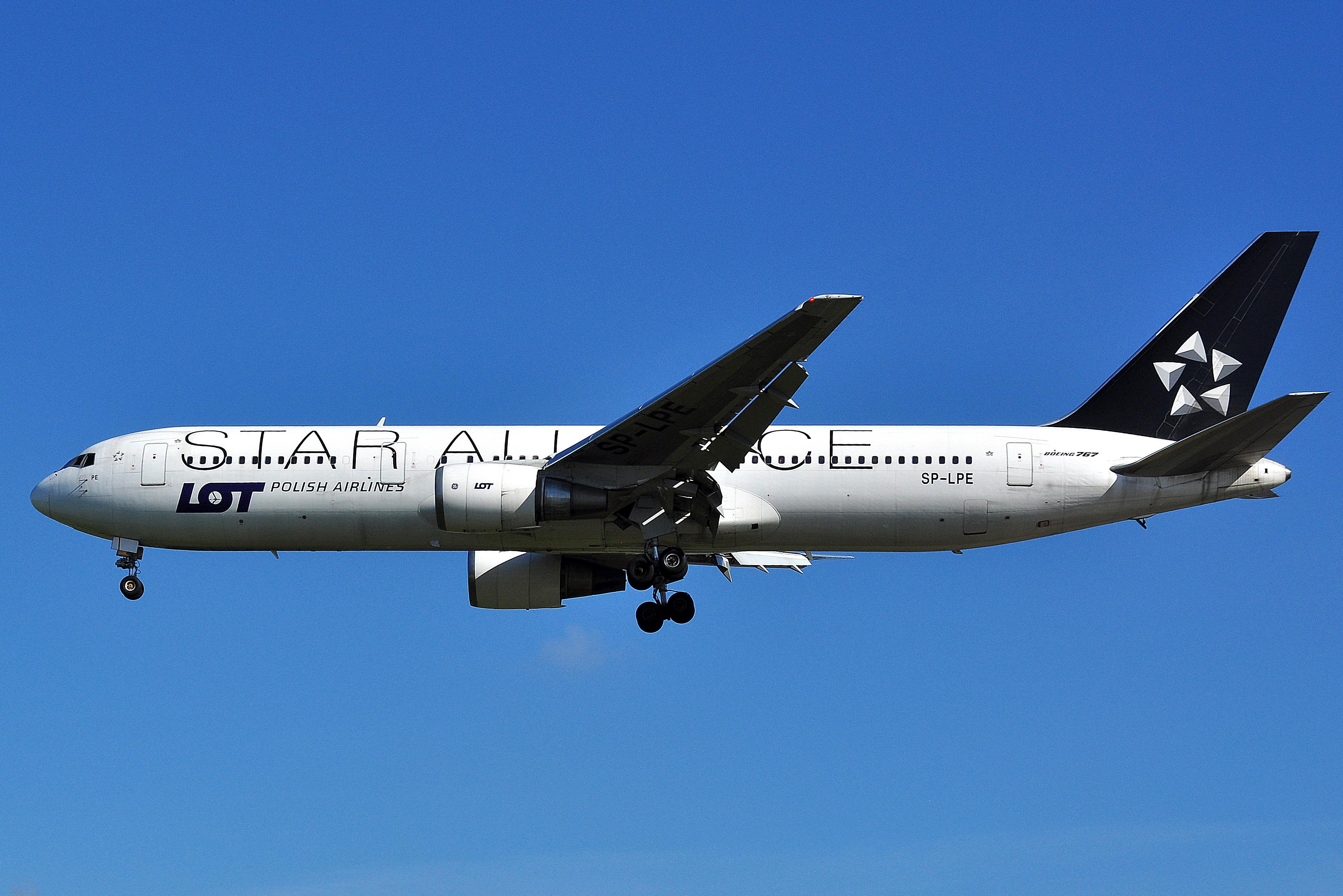 Airlines Under Star Alliance