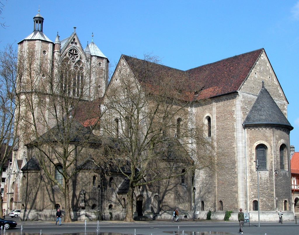 Brunswick cathedral for Mobel in braunschweig
