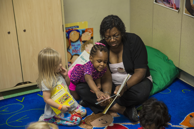 Military child care