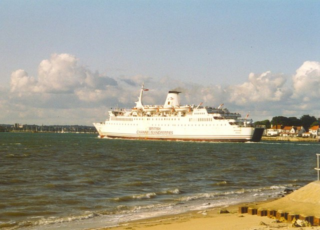 british channel island ferries wikipedia