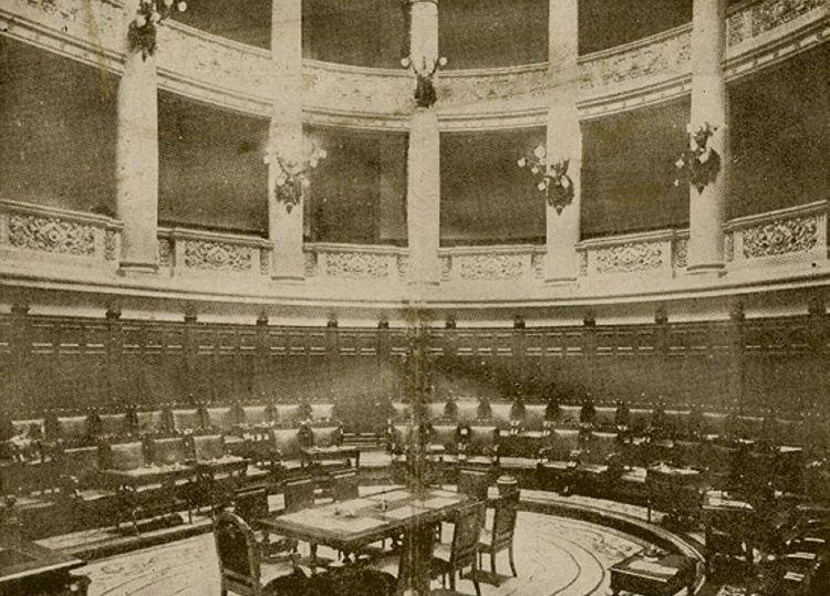 Senato cile wikipedia for Senato composizione