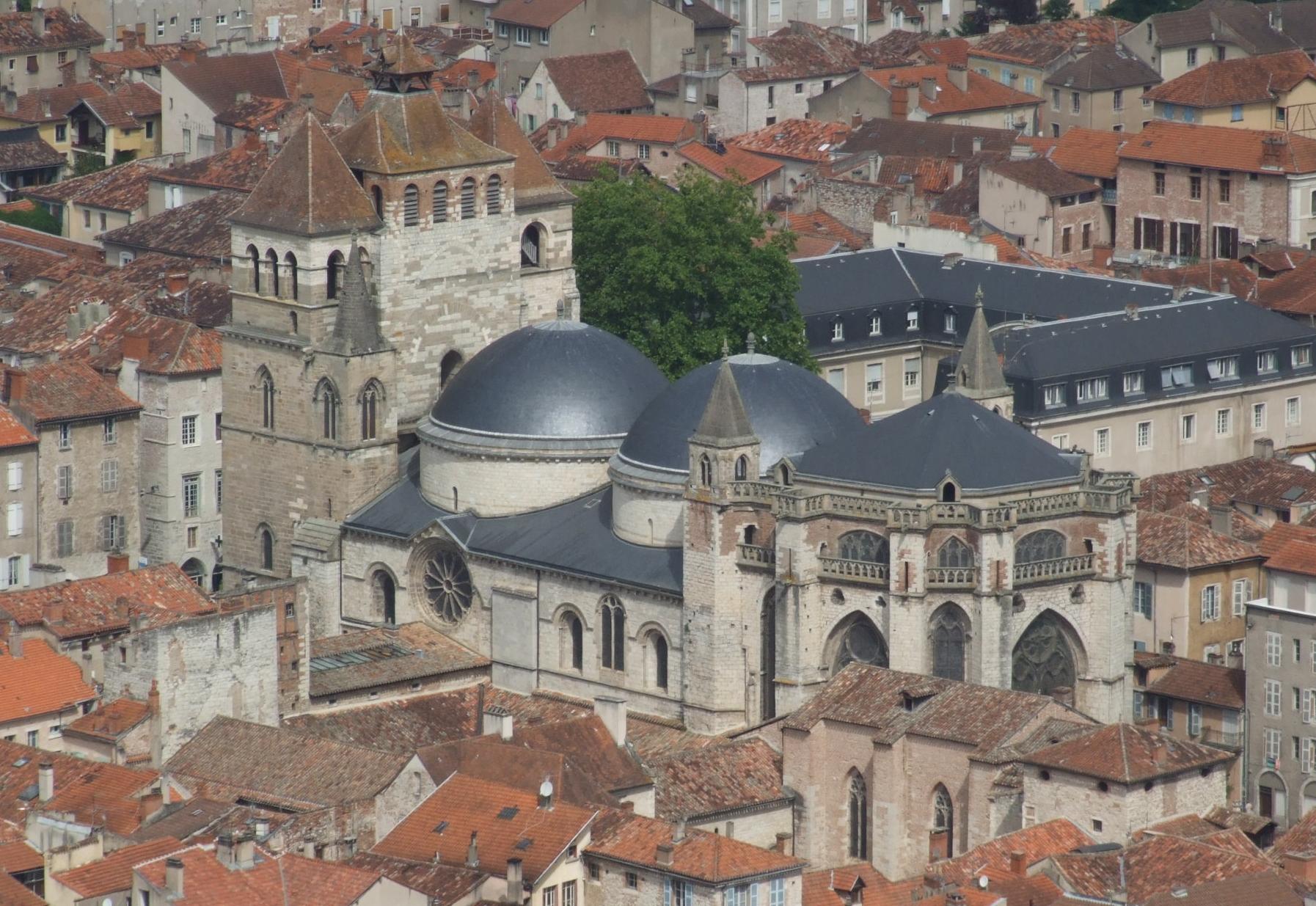 File cahors wikimedia commons - Cathedrale saint etienne de cahors ...