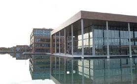 Infineon Technologies headquarters Campeon in ...
