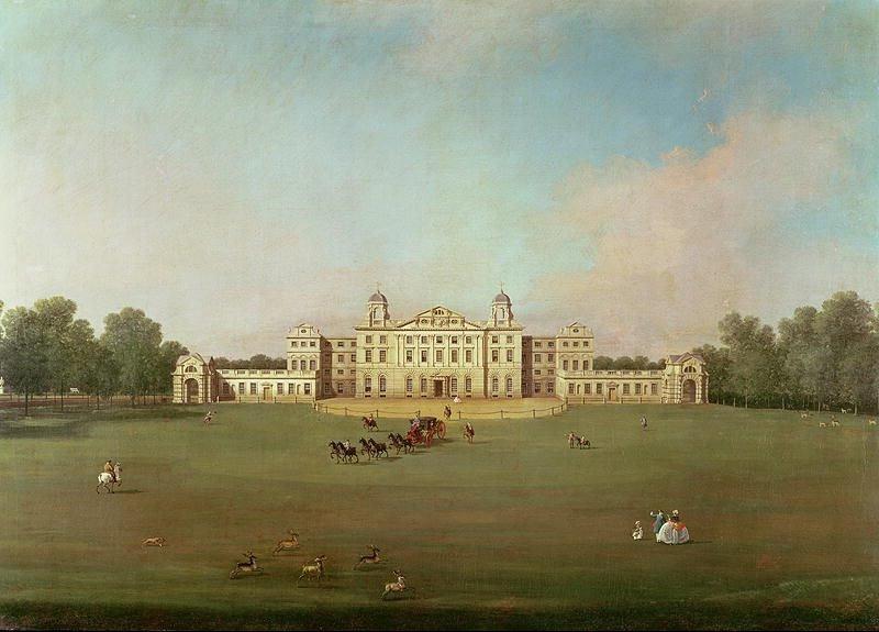 Archivo:Canaletto - Badminton House, Gloucestershire.jpg - Wikipedia, la  enciclopedia libre
