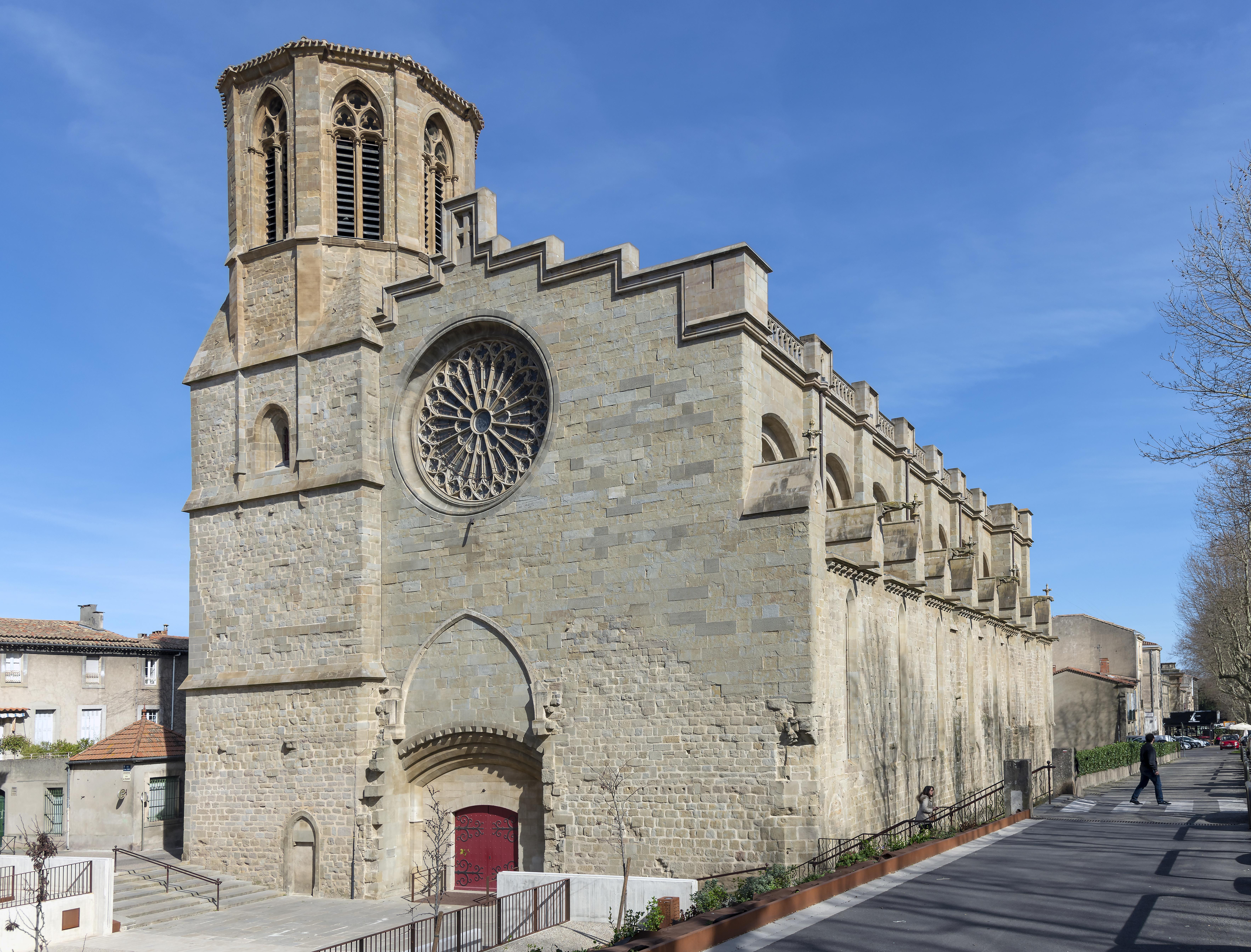 Image illustrative de l'article Cathédrale Saint-Michel de Carcassonne