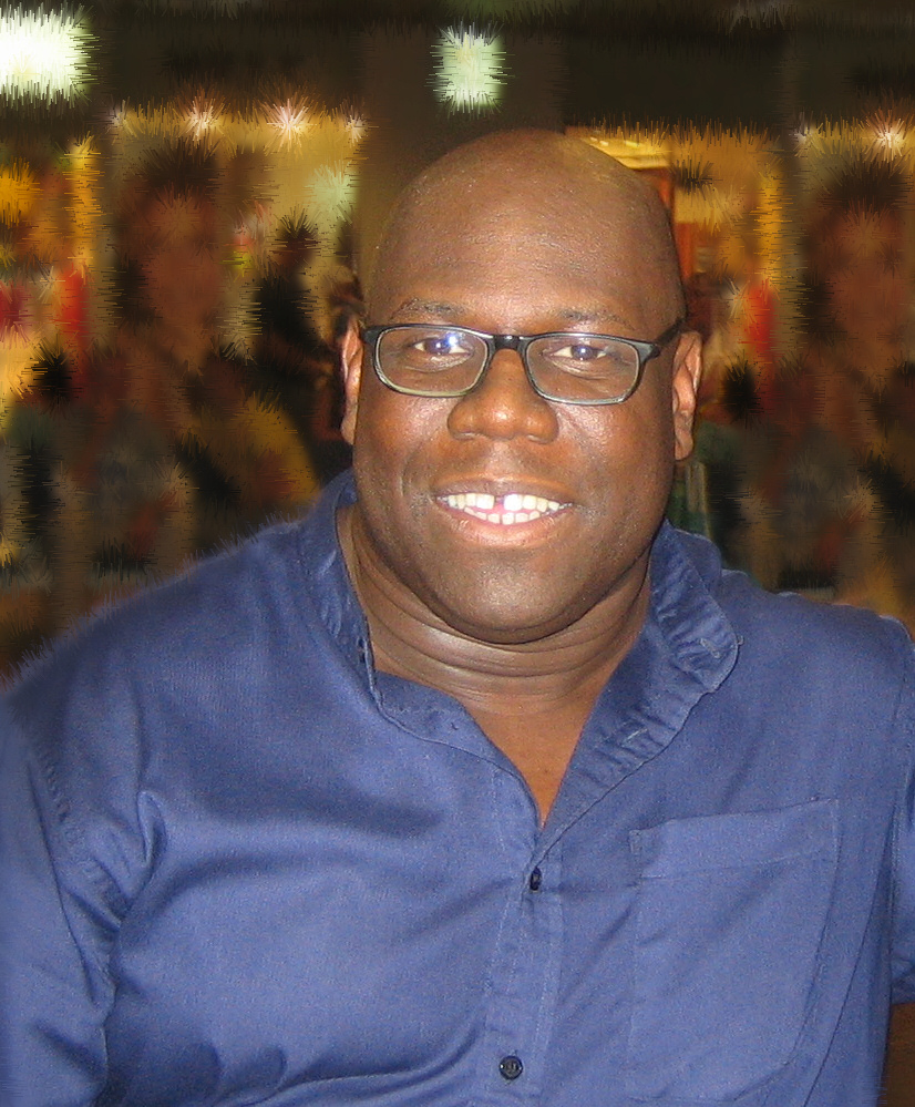 The 56-year old son of father (?) and mother(?) Carl Cox in 2019 photo. Carl Cox earned a  million dollar salary - leaving the net worth at 16 million in 2019