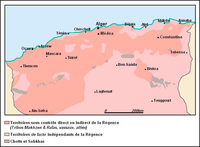 la carte d algérie File:Carte de la Régence d'Alger.PNG   Wikimedia Commons