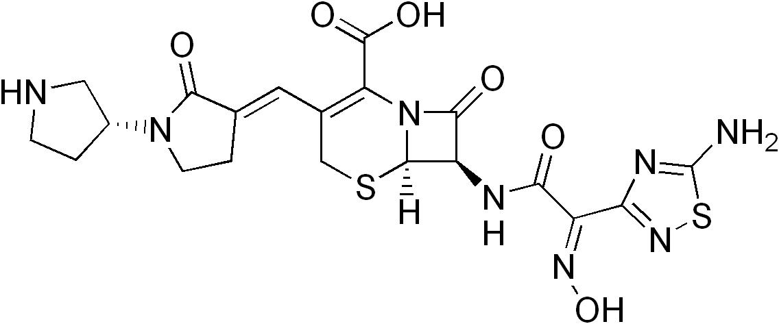 Ceftobiprole