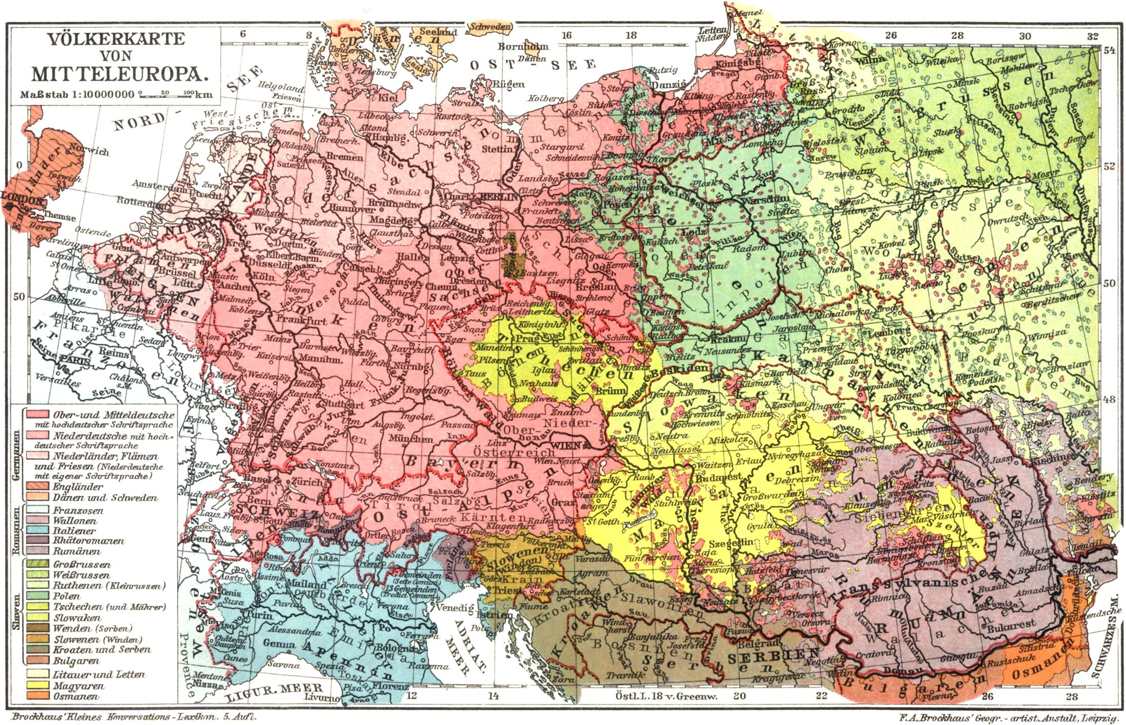 Central Europe From Belle Epoque To Bloodlands University Of St