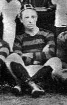 Charlie Newman Welsh rugby union player