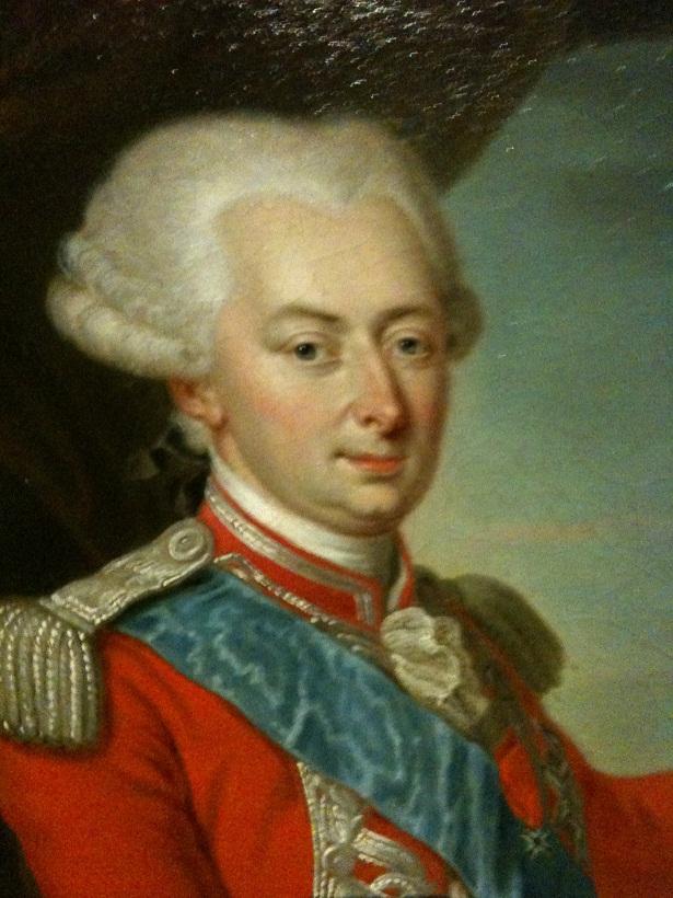 Шарль Эжен Габриэль де ла Круа, маркиз де Кастри - wiki