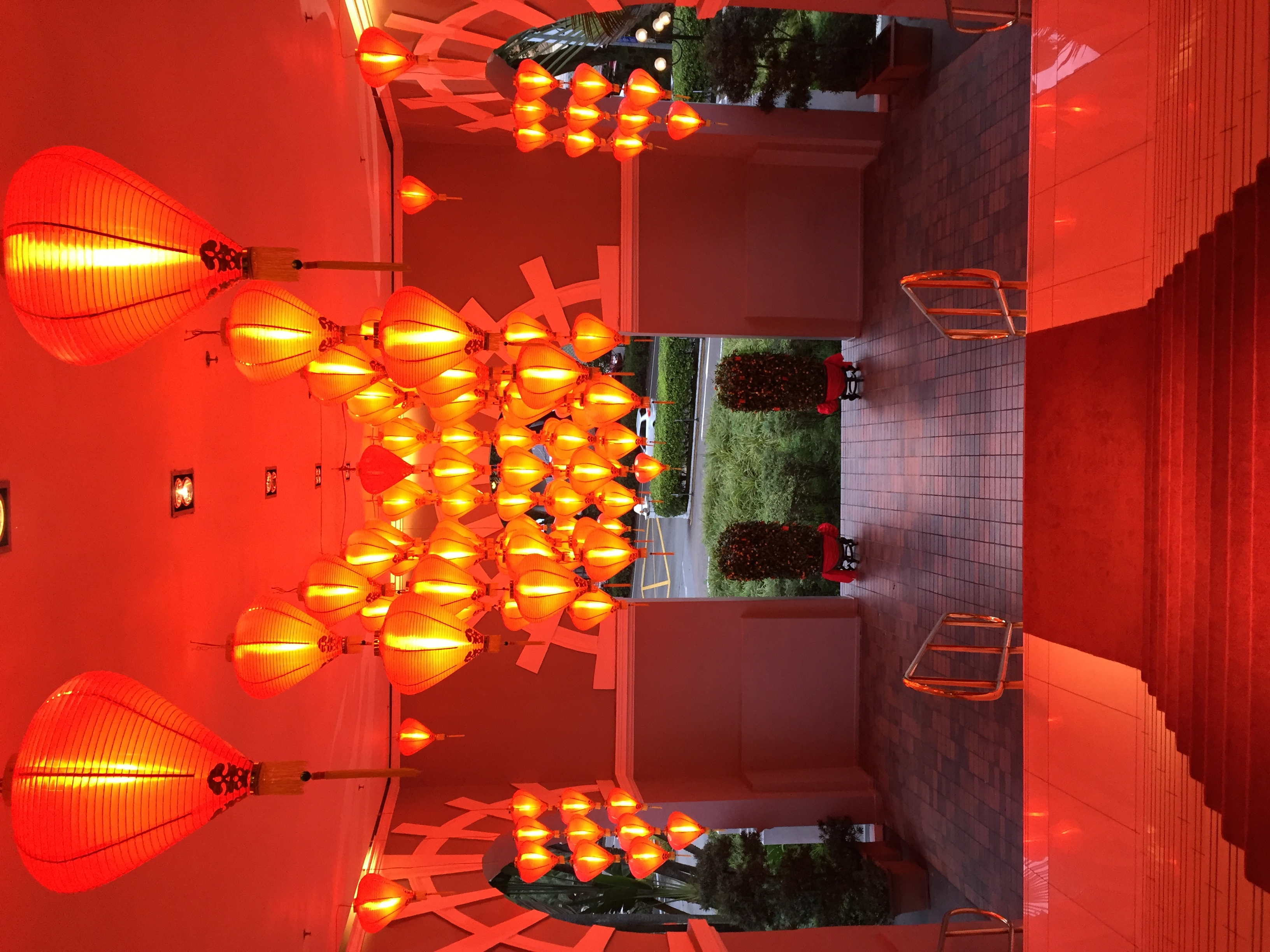 filechinese new year decorations goodwood park hotel singapore 20170201jpg - Chinese New Year Decorations