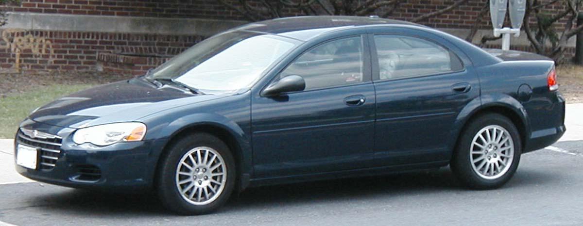 Chrysler Sebring Wikip 233 Dia A Enciclop 233 Dia Livre