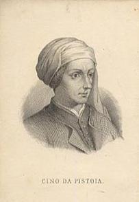 Cino da Pistoia Italian Renaissance jurist and poet