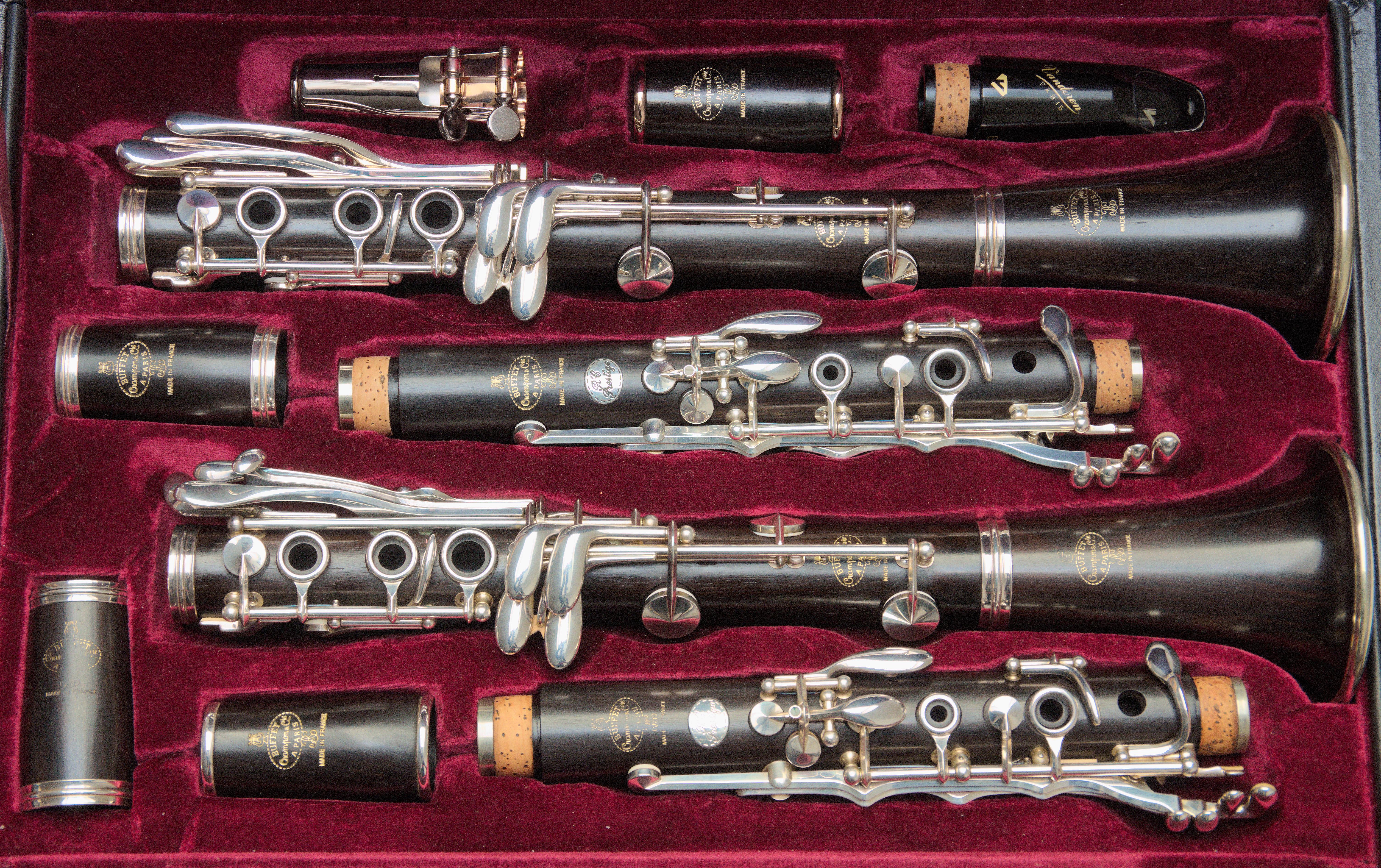 datei clarinet buffet crampon rc prestige double dk7156 jpg wikipedia rh de wikipedia org