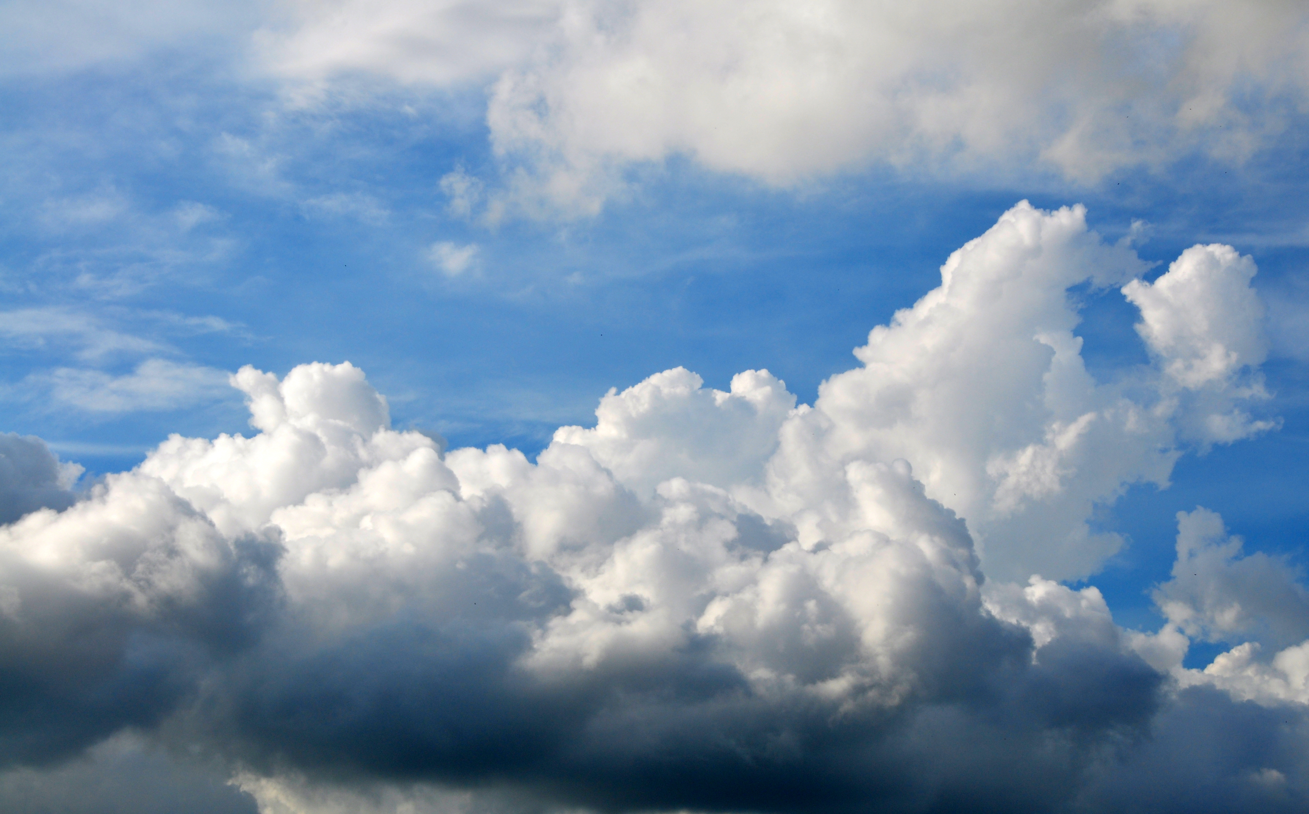 Голубое небо hd