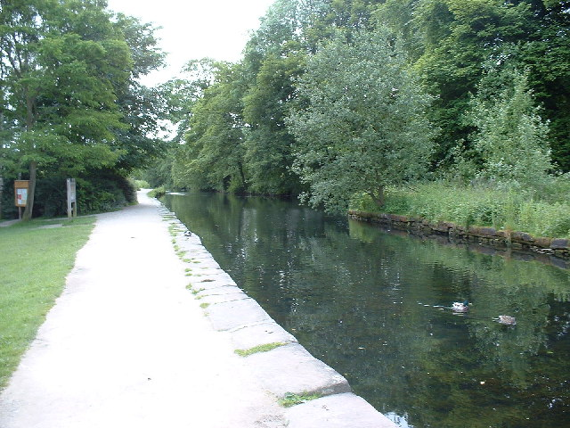 Cromford Canal - geograph.org.uk - 26061