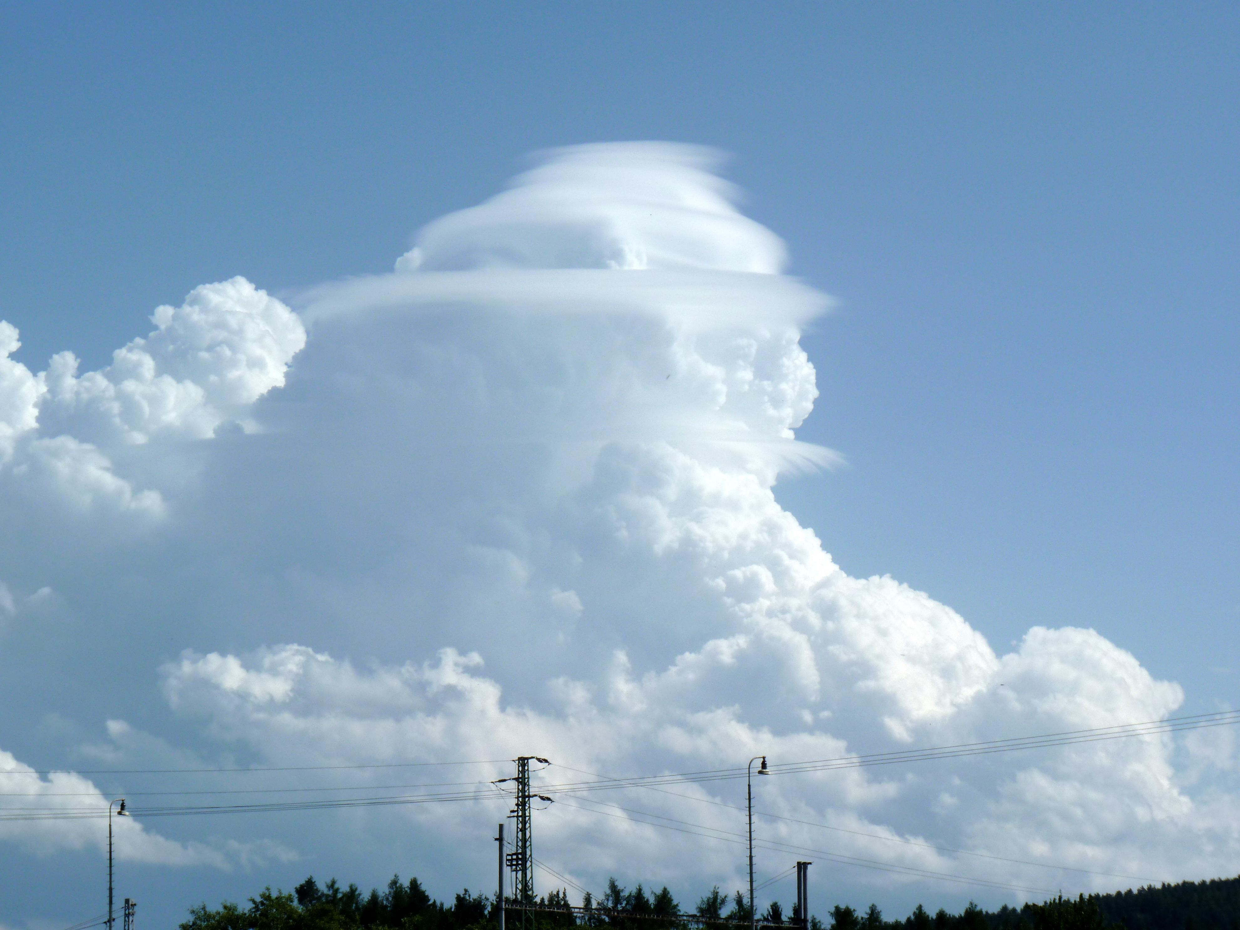 cumulus skyer