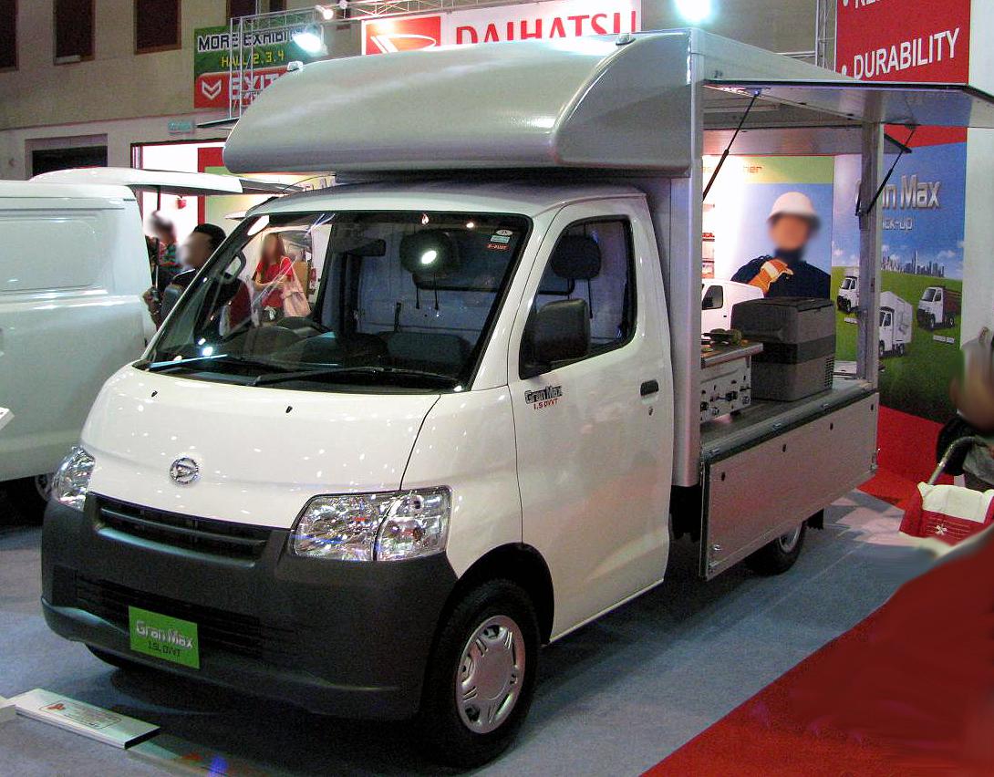 Daihatsu Gran Max  U2013 Wikipedia