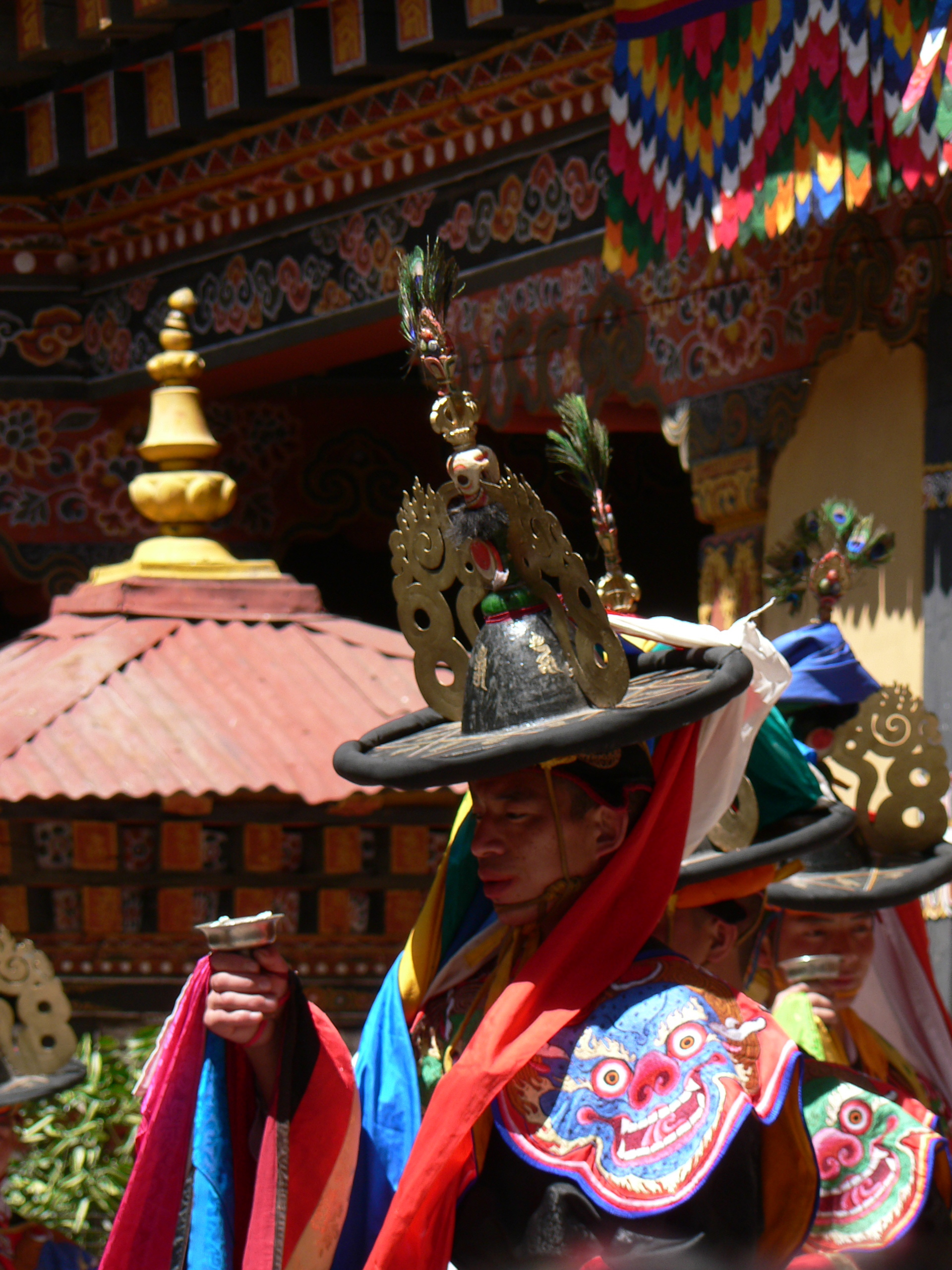 Gelugpa Sect Nyingmapa Sect Tibet Musique Rituelle