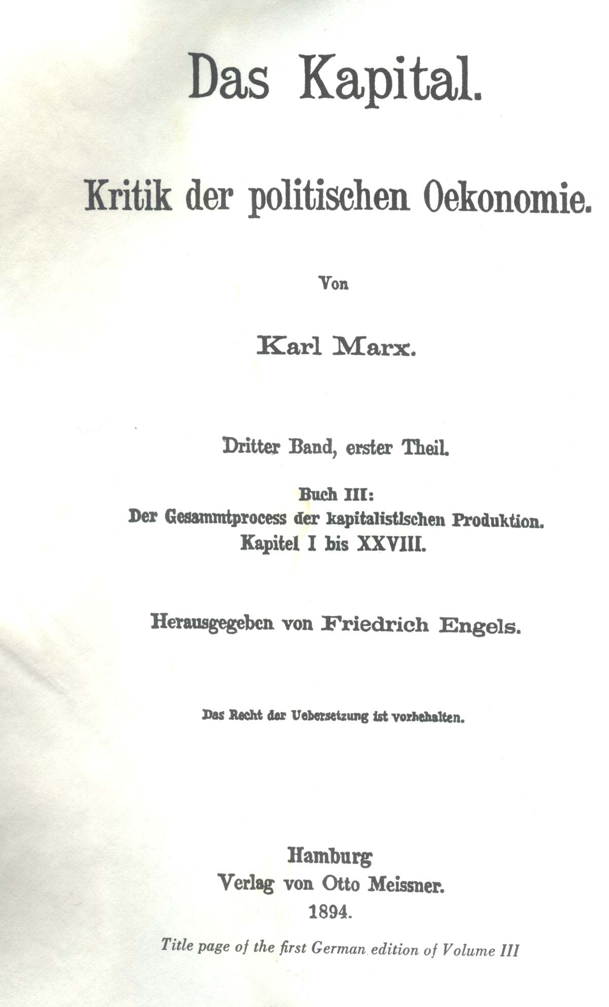 Kapital ebook download marx das karl