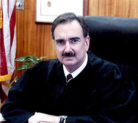 David Alan Ezra American judge