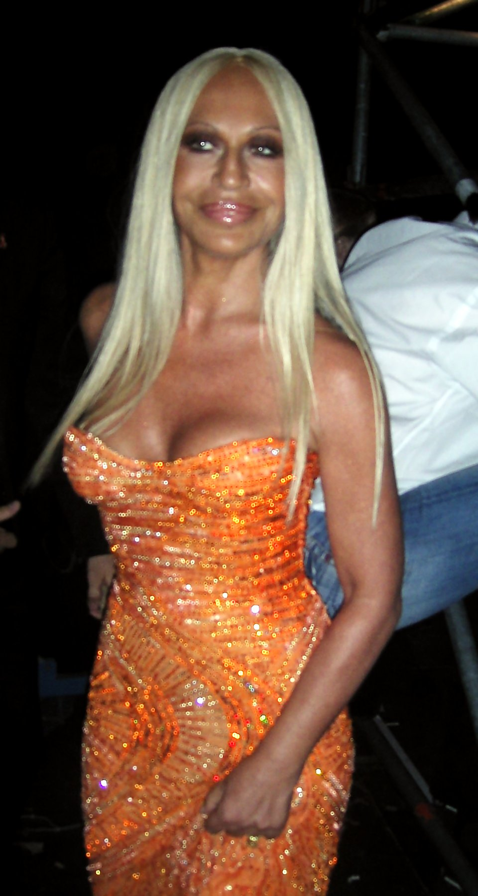 Donatella Versace Wife