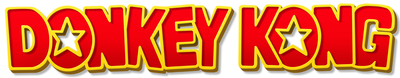 """Résultat de recherche d'images pour """"Logo Donkey Kong"""""""