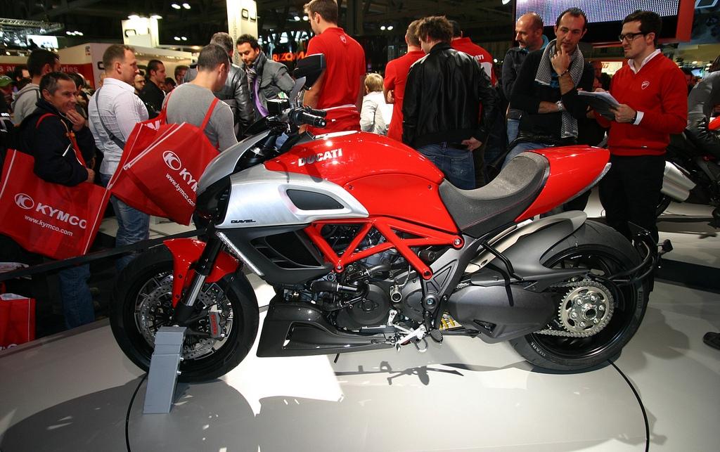 Ducati Diavel Wikidata