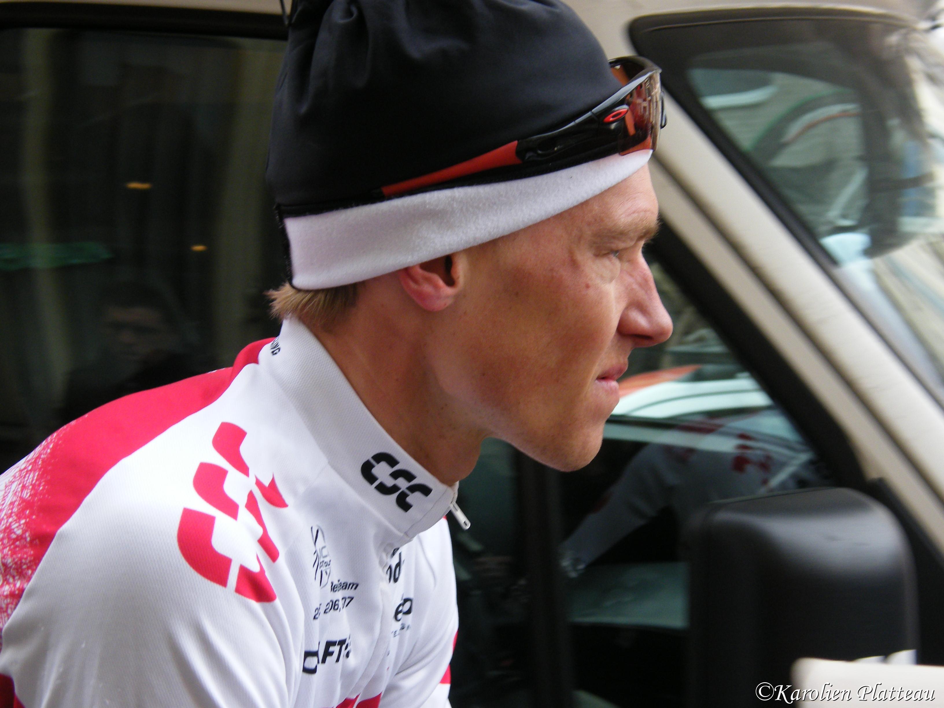 Ljungqvist slutar som cykelproffs