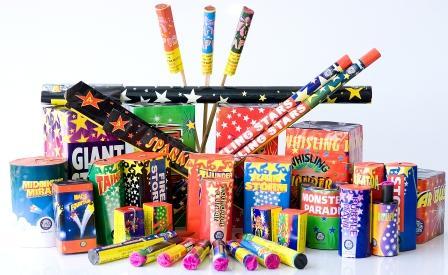 vuurwerk kopen in Duitsland