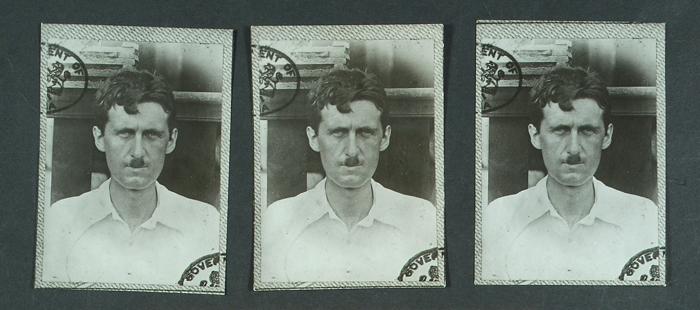 File:Eric Blair (George Orwell) from his Metropolitan Police file.jpg