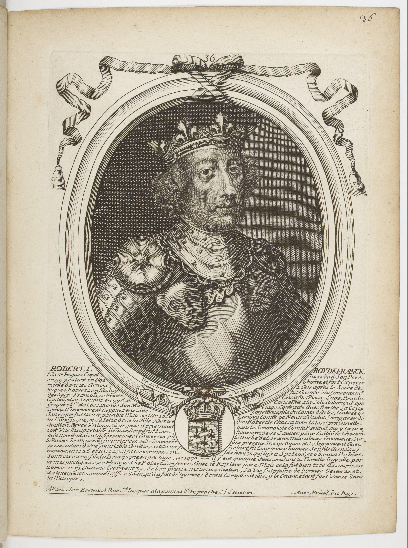 File:Estampes par Nicolas de Larmessin.f045.Robert II, roi ...